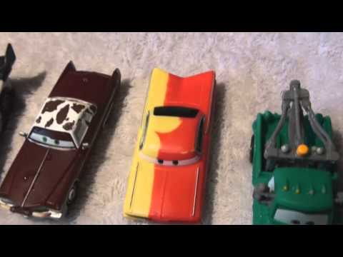 Pixar Cars Color Changers From Disney Diecast Toy Cars...... AMAZING !!