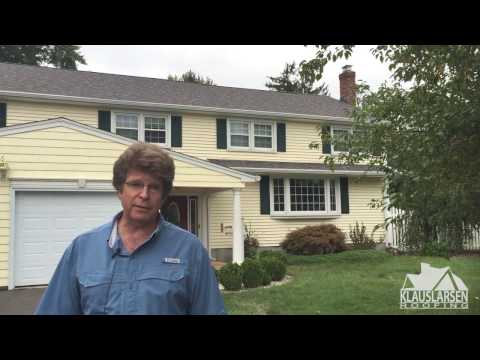This customer in Wethersfield, CT was part of our 'Roof Your Neighborhood' program, which saves homeowners money when they buy together.