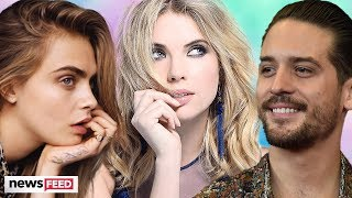 Cara Delevingne REACTS To Ashley Benson & G-Eazy Dating Rumors!