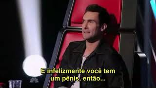 THE VOICE 1 Tim Mahoney Bring It On Home to Me, Sam Cooke