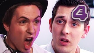 BEST OF THE INBETWEENERS | Simon & Neil's Funniest Moments | Series 3