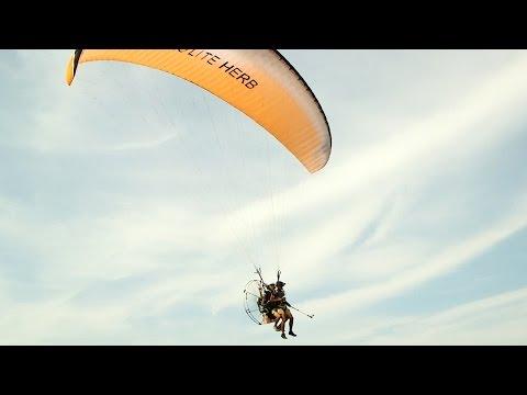 松島熱気球・パラグライダー体験
