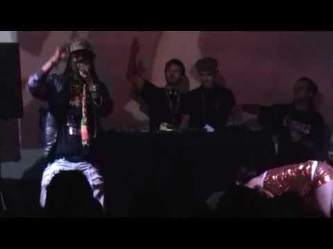 King Ali Baba + iamba sound @villaggio globale 2k8 (Rome) - Alberomotore Promotions