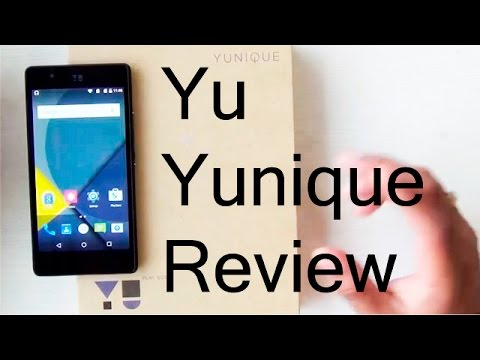 Yu Yunique Review- With Gaming, Camera, Benchmark And Features