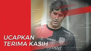 Perkataan Stefano Cugurra seusai Bali United Raih Gelar Juara Liga 1 2019