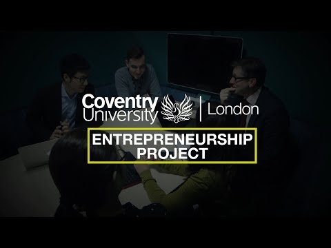Coventry University London: Enterprise - Overview
