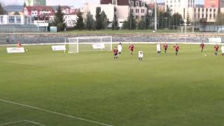 preview picture of video 'Futbal 1.11.2014, FK Spišská Nová Ves - Humenné, góly'