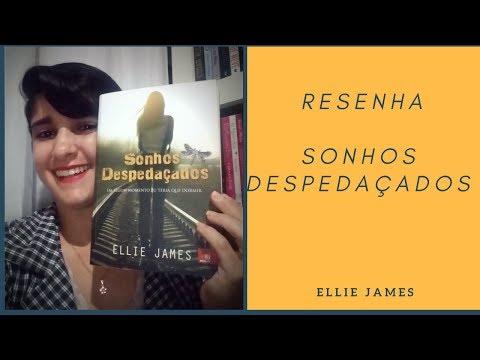 RESENHA |SONHOS DESPEDAÇADOS - SUSPENSE- LeiturasdaTchella
