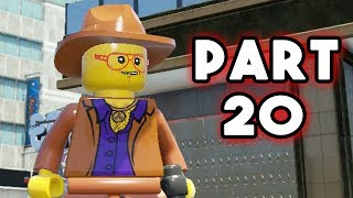 LEGO City Undercover - LBA - Episode 20 - Bright Lights Plaza!!!