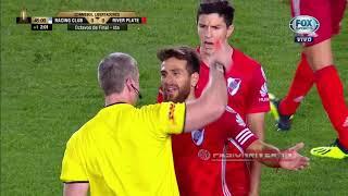 Racing Club Vs River  Plate (0-0) Copa Libertadores 2018 - 8tavos IDA - Resumen FULL HD