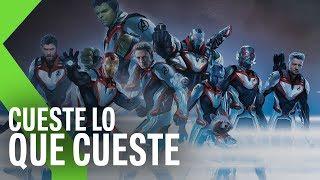 Vengadores Endgame | CRÍTICA CON SPOILERS | Querrás verla otra vez, y otra, y otra... | XATAKA