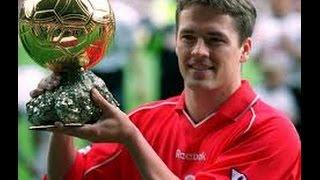 Michael Owen - Il pallone d'oro  (2001)