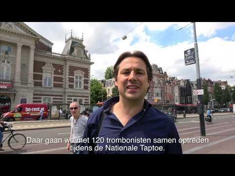 Teaser clinic Jörgen van Rijen op Nationale Taptoe