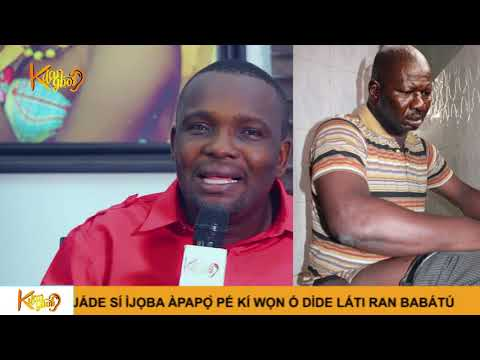 Yomi Fabiyi charges Federal Government to come to the aid of ailing actor Baba Suwe