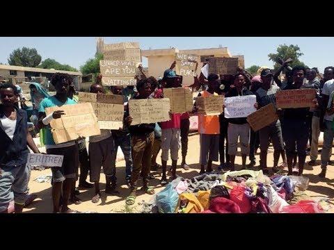 Europa no dejó entrar a los migrantes, los rebeldes libios los bombardearon