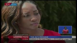 Weekend Prime Full Bulletin with Yvonne Okwaro Matole, December 31st 2016