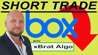 👉Trading Stocks With the 🆕 xBratAlgo – BOX Stock Short