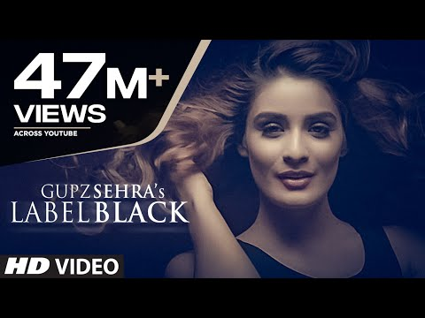 Label Black  Gupz Sehra