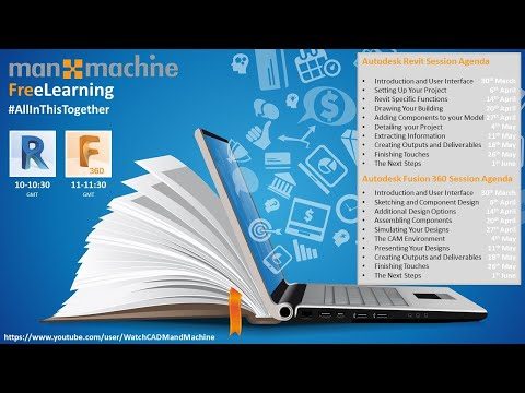 Free Autodesk Revit Training for Students Part 10 ... - YouTube