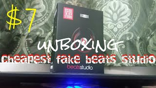 Unboxing  Beats Studio | Copy Original