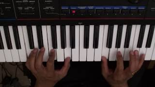 Birthday song tutorial with chords