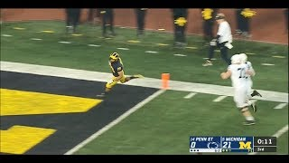 2018: Michigan 42 Penn State 7