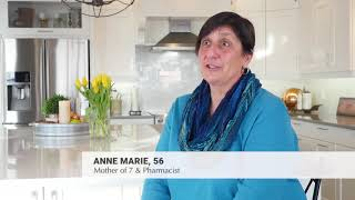 Real women who use uresta® - Anne Marie