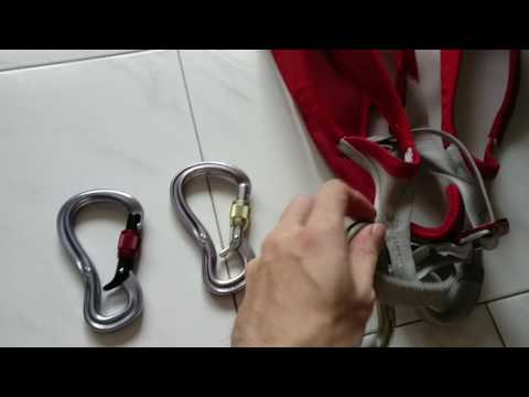 Black Diamond Gridlock Carabiner (new) Review