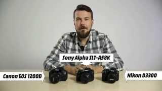 По каким параметрам выбирать зеркальный фотоаппарат?
