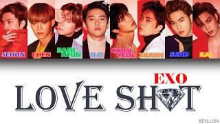 EXO (엑소) - Love Shot [ITA traduzione_Color Coded Lyrics_Han_Rom]