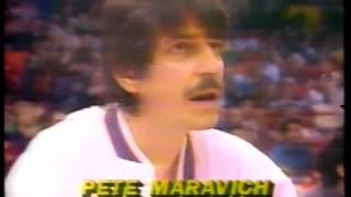 NBA - 1984 All Star Game - Denver McNichols Arena - Dick Stockton & Tom Heinsohm & Brett Musberger