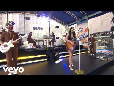 Kacey Musgraves - Happy & Sad (Live On The Today Show / 2019)