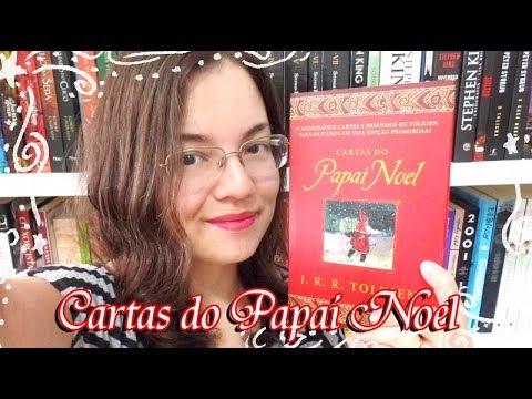Livro - Cartas do Papai Noel (J.R.R. Tolkien)
