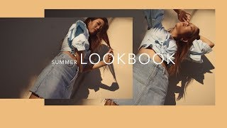 Summer Outfits Lookbook 2017 ‌