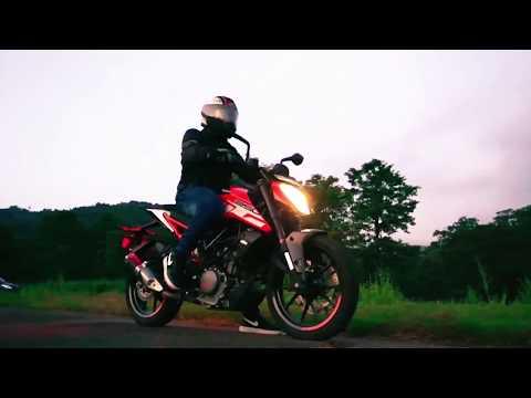 KTM Duke 250 Review Teaser