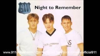 911 - Night To Remember - 01/03: Night To Remember (Radio Edit - No Rap) [Audio] (1996)