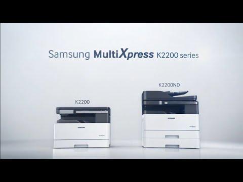 Samsung MultiXpress K2200 A3 Printer