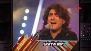 """Antonio Orozco """"Locura de amor"""" (A Solas 2001)"""