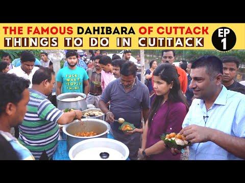 EP 1 Cuttack   Odisha Tourism Street food and sightseeing