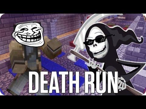 ¡ATRÁPAME SI PUEDES! DEATHRUN   Minecraft