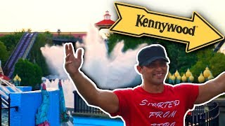 Staying Young at KENNYWOOD