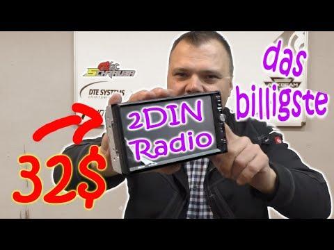Das billigste Chinaradio für 32€ - Aliexpress im Test