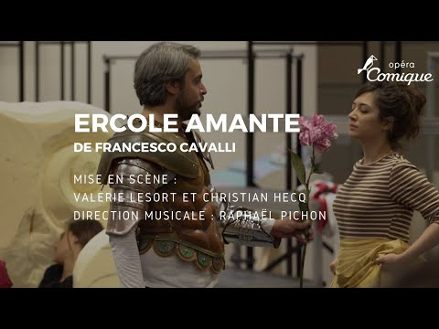 Ercole Amante à l'Opéra Comique