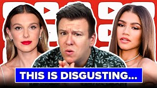 This Disgusting Millie Bobby Brown Situation Exposed A Lot, Richard Sherman Jailed, & Today's News
