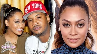 Lala Anthony exposed for being a cheater! | Inside Lala and Carmelo's rocky marriage