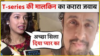 Bhusan's Wife Divya Khosla Replied On Sonu Nigam's Allegations, Said-'अच्छा सिला दिया तूने..'