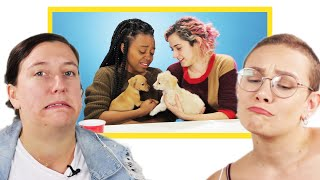 People React To the Cutest BuzzFeed Videos thumbnail