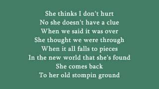 Tracy Lawrence Her Old Stompin' Ground Lyrics