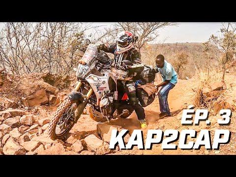 Cap Nord to Capetown ► 26.000 km en Ténéré 700 ►épisode 3
