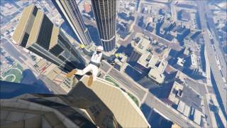 Gta 5 Music video (Invisible man) 98 degrees